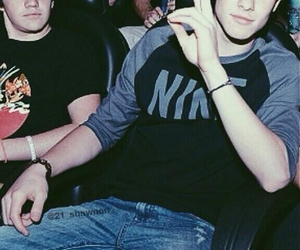 shawn mendes, cameron dallas, and nash grier image