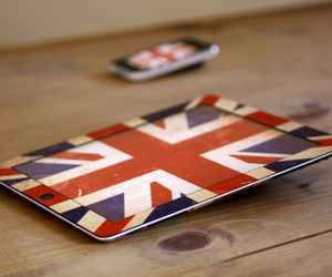 apple, uk, and love image