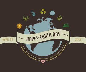 earth, earth day, and happy image