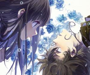 cute anime, oreki houtarou, and hyouka image