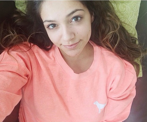 pink, cute, and bethany mota image