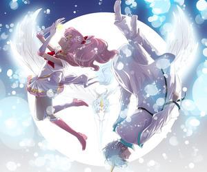 sailor moon, anime, and helios image
