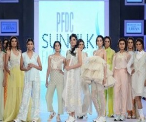 Girls Fashion, psfw 2014, and summer dresses image