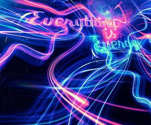 blue, pink, and energy image