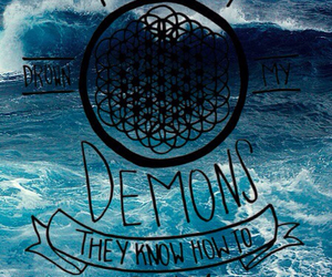 bmth, bring me the horizon, and I Love You image