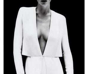 fashion, Calvin Klein, and black and white image