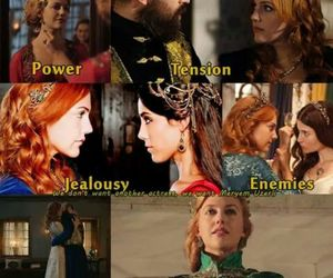 jealousy, power, and hurrem sultan image
