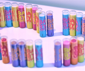 baby lips, love, and heart image