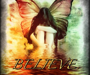 believe, color, and fairy image