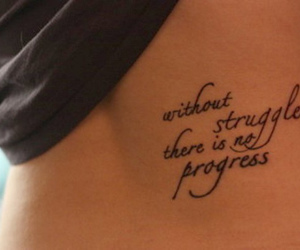 meaning, quote, and tattoo image