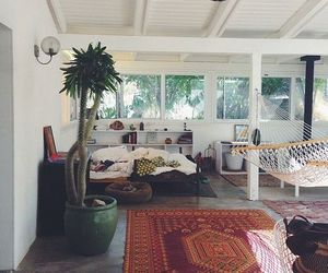 comfortable, cozy, and hippie image