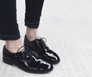 america, asos, and black boots image