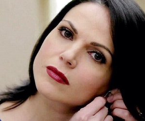 the evil queen, 3x18, and ouat image