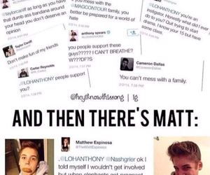 magcon and matthew espinosa image
