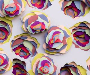 art, Paper, and pattern image