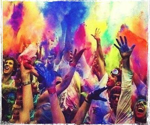 colors, party, and cute image