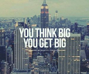 quotes, big, and Dream image