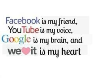 facebook, google, and youtube image