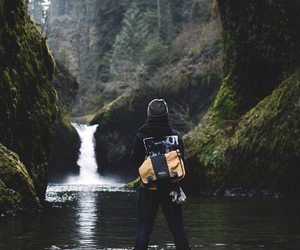 travel, nature, and adventure image