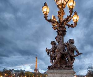 cityscape, france, and paris image