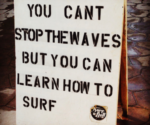 quotes and surf image