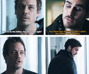 fairytales, captain hook, and colin o'donoghue image