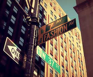 fashion, new york, and street image