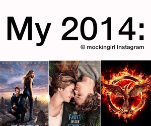 divergent, 2014, and books image