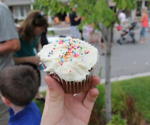 cupcake, food, and quality image