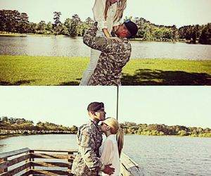 My Hero, soldier love, and army love image