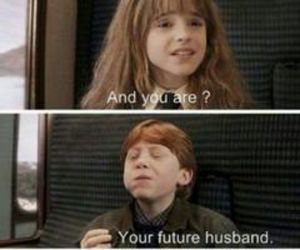 harry potter, funny, and husband image