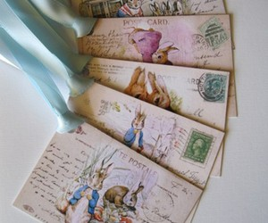 beatrix potter and Peter Rabbit image