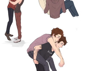 larry stylinson and fan art image