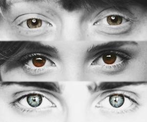 harry potter, eyes, and emma watson image
