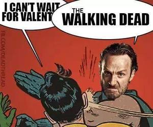 funny and twd image
