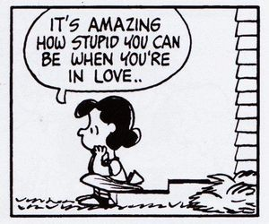 love, stupid, and quote image
