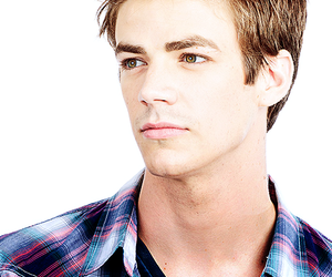grant gustin and beautiful image