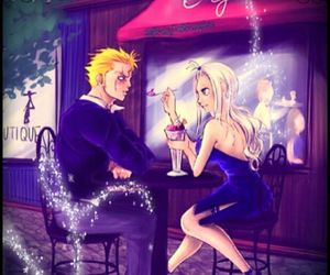 anime, fairy tail, and laxus dreyar image
