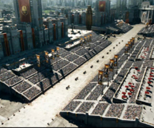 capitol and panem image