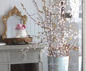 beautiful, flowers, and home decor image