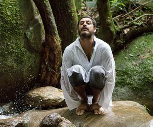 man, nature, and criolo image