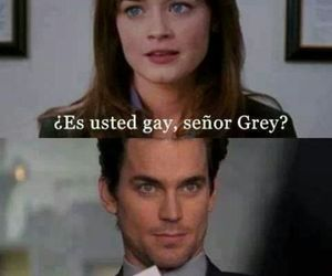 christian grey and 50 sombras de grey image