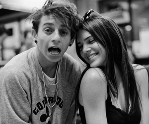 kendall jenner, moises arias, and jenner image