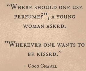 coco, quote, and coco chanel image