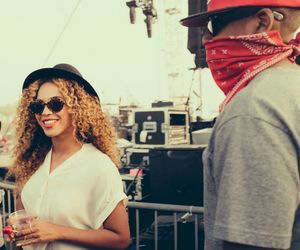 beyoncé, jay-z, and coachella image
