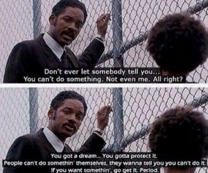 quote, Dream, and movie image