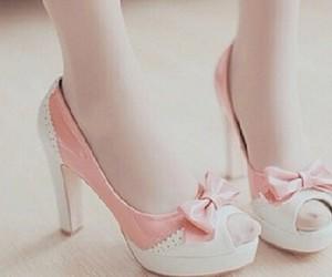 fashion, high heel, and kawaii image