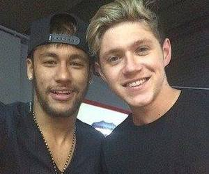 soccer, one direction, and neymar image