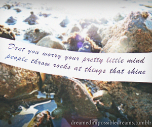 fearless, music, and quotes image