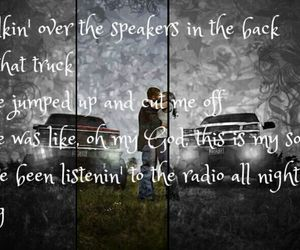 country, edit, and Lyrics image